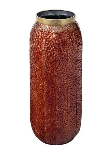 Vitale Metal Silindir Vazo Renkli